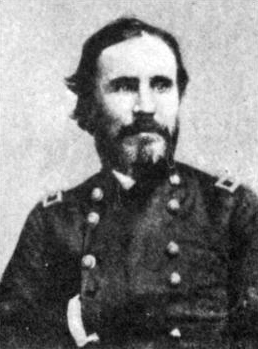 Brigadier General William Harrow