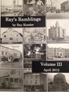 Ray Kessler - Unplugged Volume 3