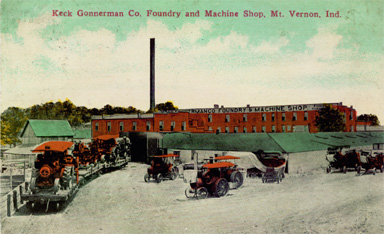 Keck-Gonnerman Co Foundry and Machine Shop